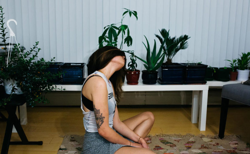 A Guide To Creating A Yoga Sanctuary At Home